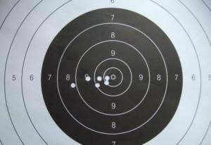 мишена за стрелба