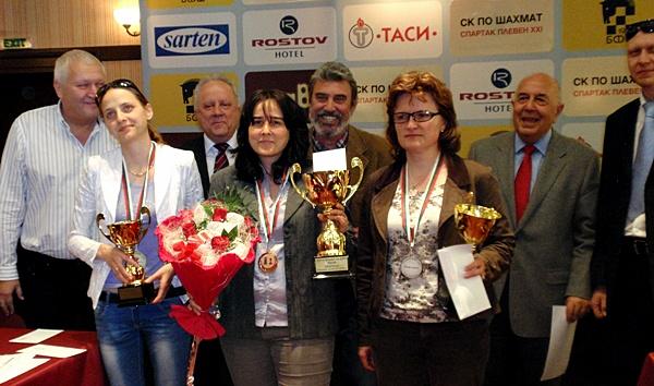 победителки жени шах