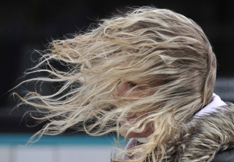 силен вятър