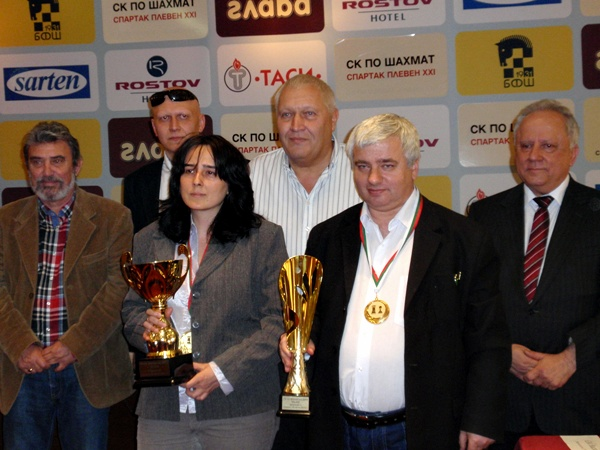шахмат награди