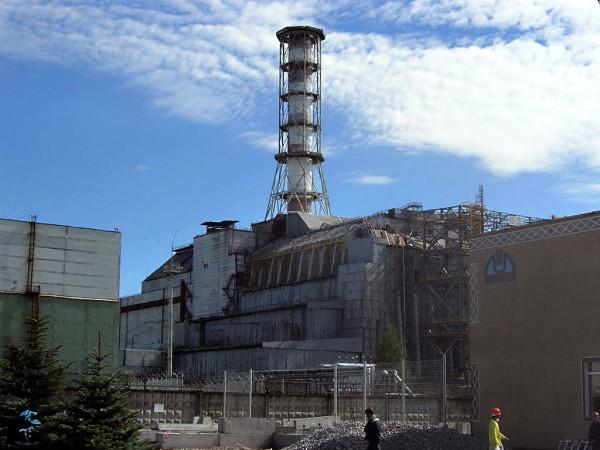 Чернобил реактор