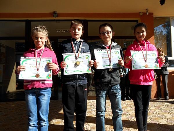 DSCN3642математическо състезание награди