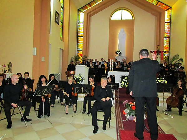 IMG_9010концерт католическа църква