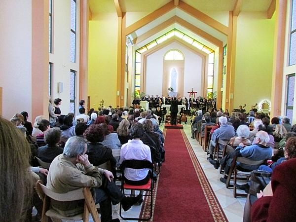IMG_9013концерт католическа църква