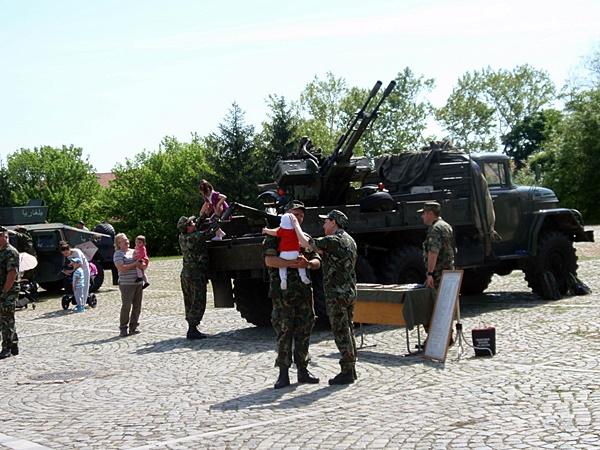 гарнизон Плевен отворени врати 3