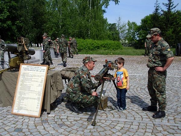 гарнизон Плевен отворени врати 4
