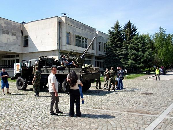 гарнизон Плевен отворени врати
