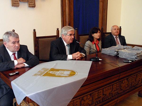 знаме община Плевен