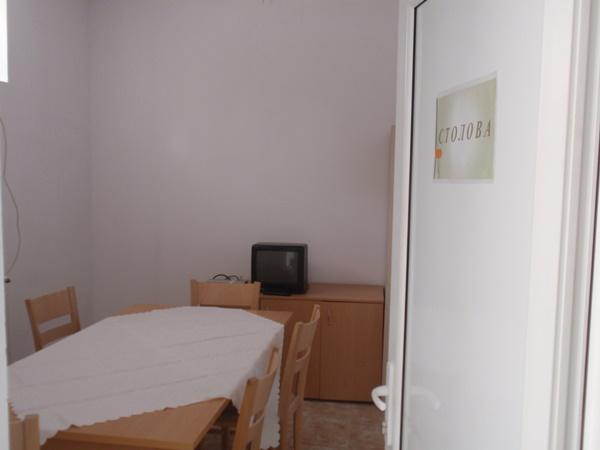 учебен център затвор трапезария