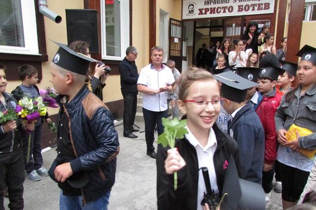 IMG_0433НУ Христо Ботев -четвъртокласници