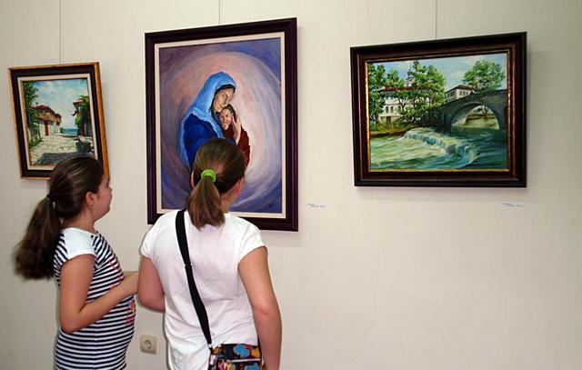 изложба Ралица Петрова