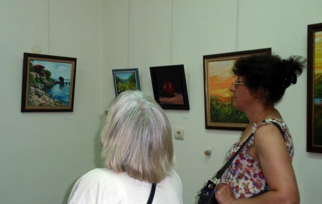изложба Ралица ПетроваA
