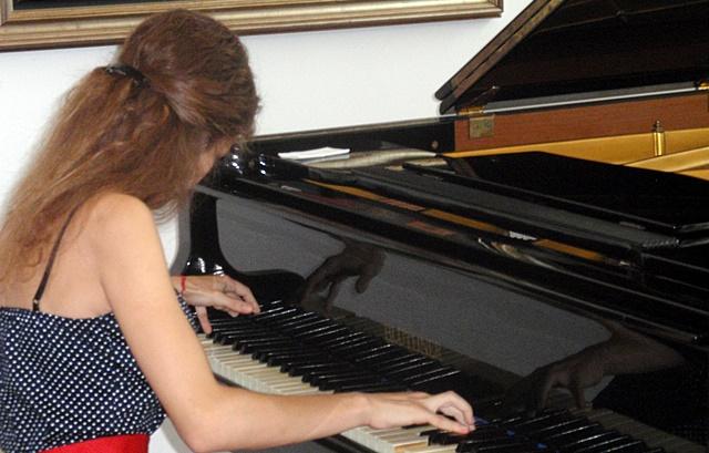 концерт пиано