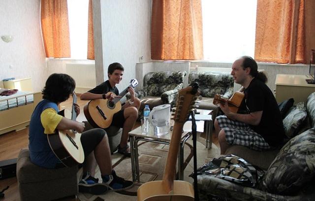 уроци китара 2