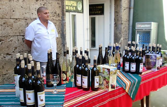 дегустация вино ИЛВ