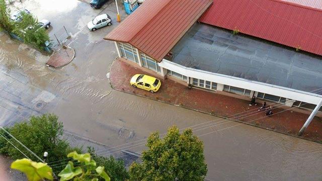 Плевен наводнен 2
