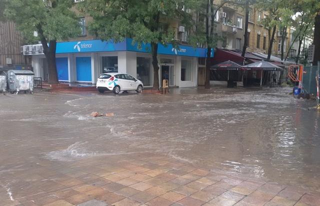 Плевен наводнен 3