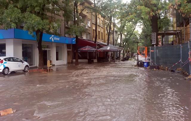 Плевен наводнен 4