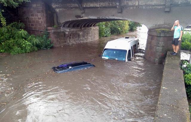 Плевен наводнен 6