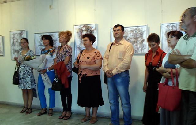 изложба Димитър Василев
