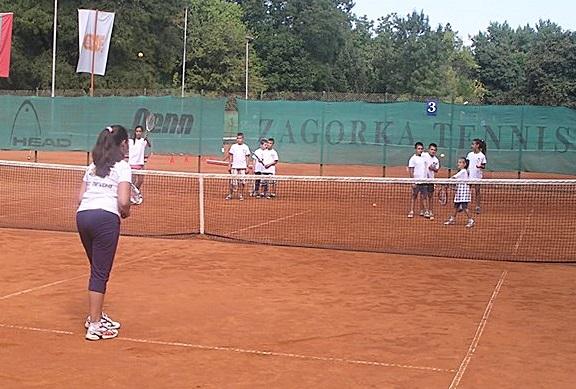 тенис-кайлъка