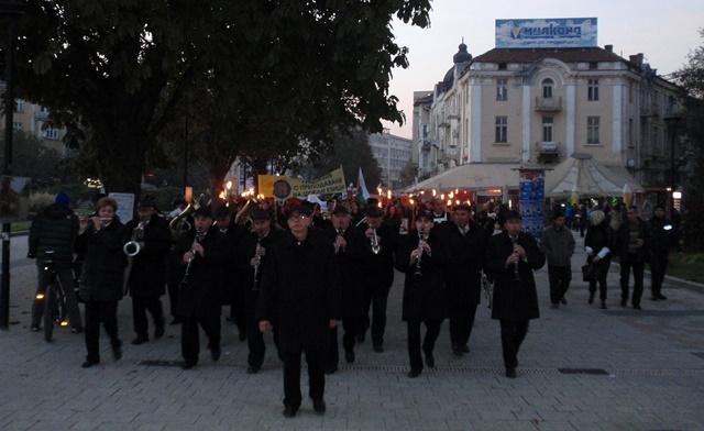 факелно шествие