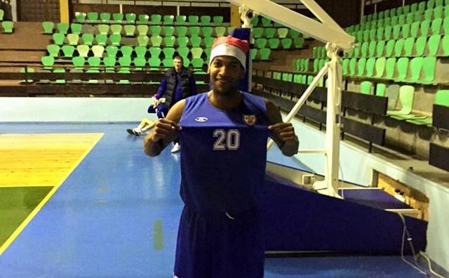баскетболист Спартак 2