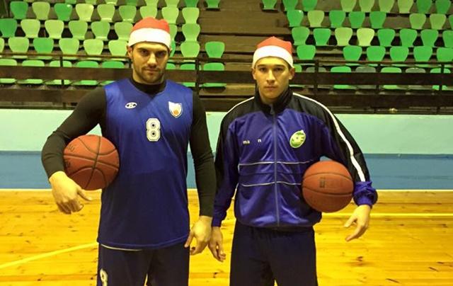 баскетболист Спартак 5