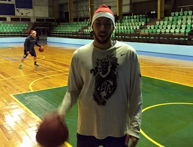 баскетболист Спартак