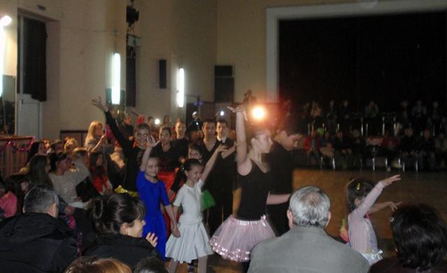концерт школа Дъга