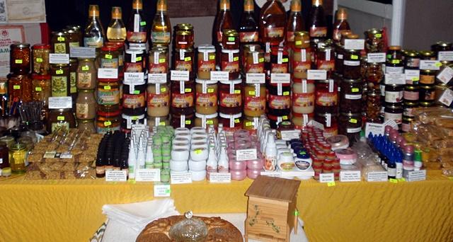 мед пчелни продукти