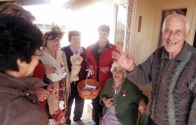 Баба Марта в село Асеновци 4