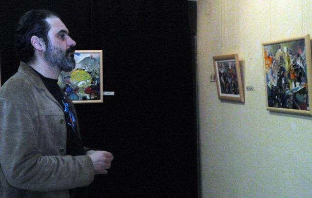 изложба Илиян Ангелов
