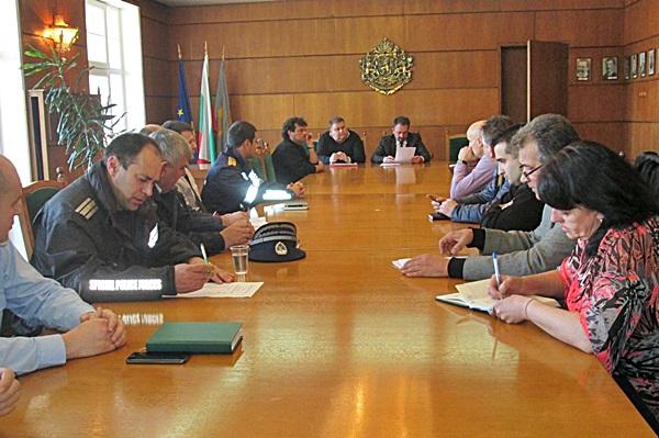 комисия ред и сигурност