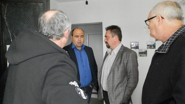 среща пенсионери Владислав Николов