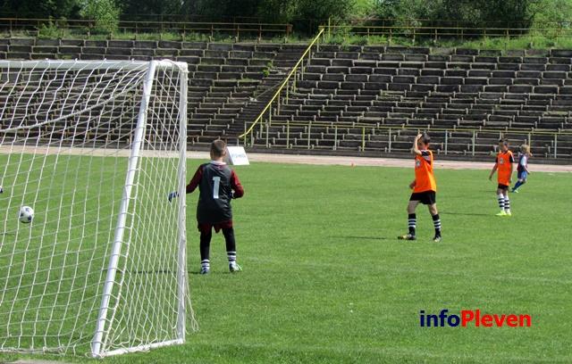 Данониада Плевен футбол 2