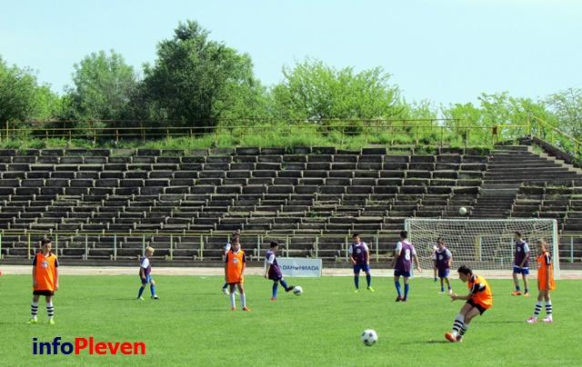 Данониада Плевен футбол 3