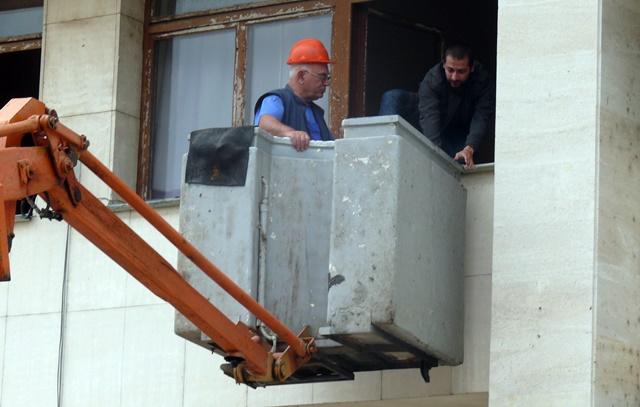 евакуация Левски