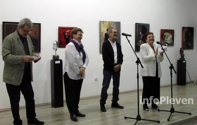изложба Убавка и Костика 16