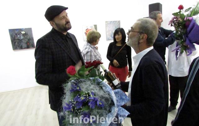 изложба Убавка и Костика 17