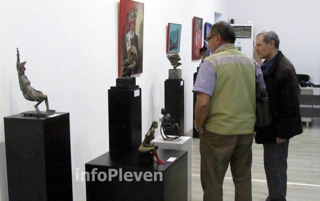 изложба Убавка и Костика 20