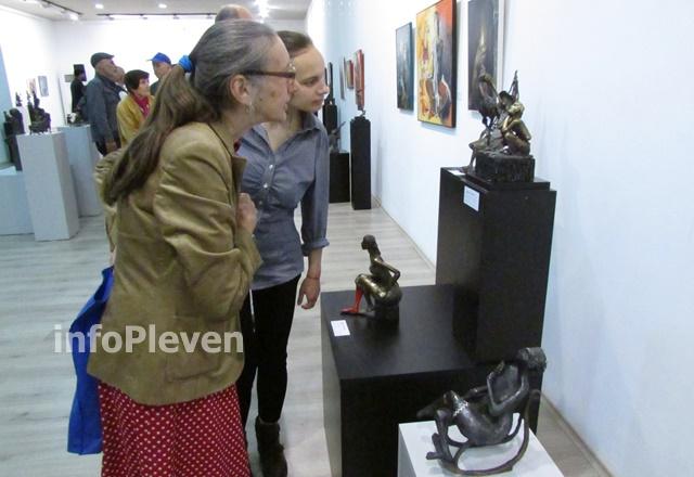 изложба Убавка и Костика 5