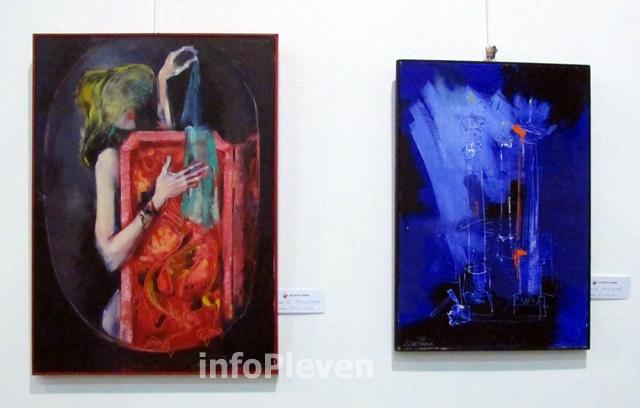 изложба Убавка и Костика 7