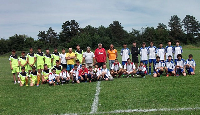 детски турнир по футбол ясен