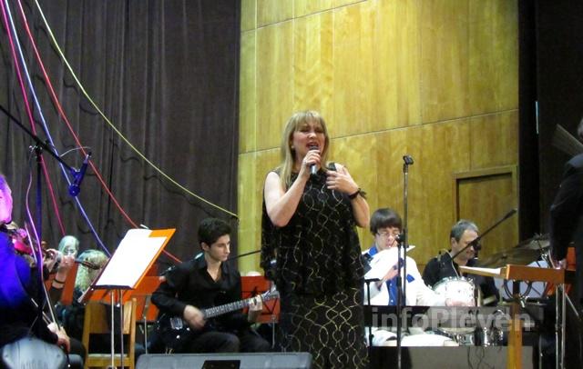 концерт Маргарита Хранова 1