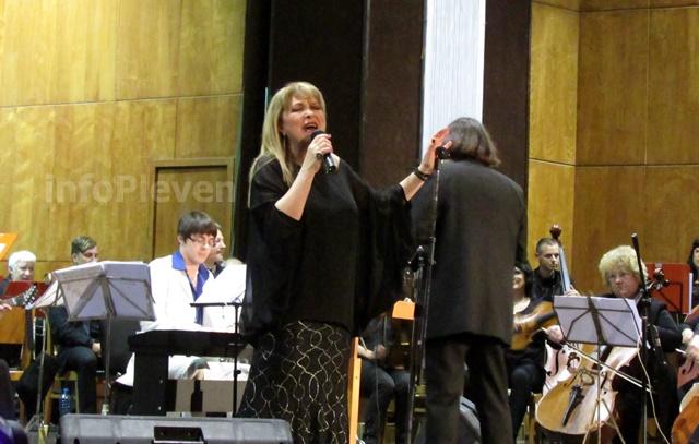 концерт Маргарита Хранова 3