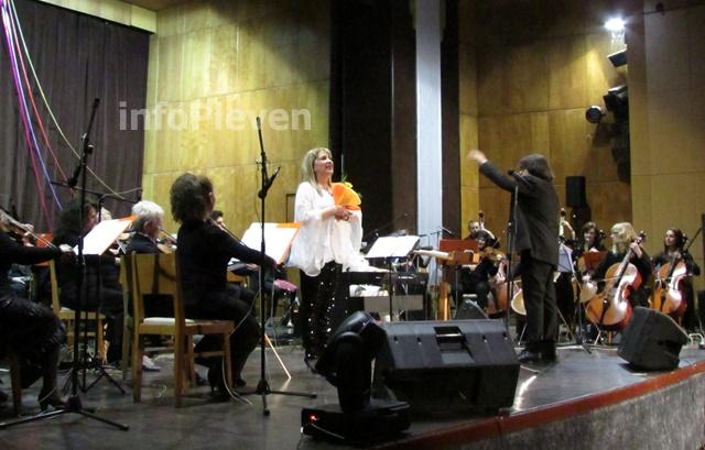 концерт Маргарита Хранова 5