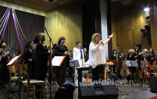концерт Маргарита Хранова 6