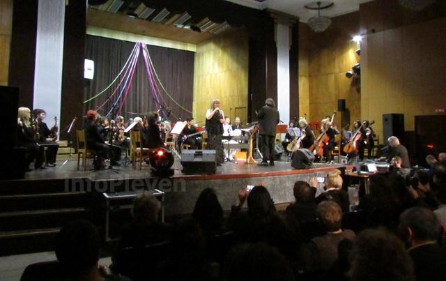 концерт Маргарита Хранова