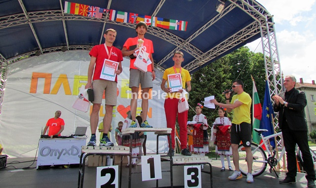 маратон на приятелството Плевен награди 5